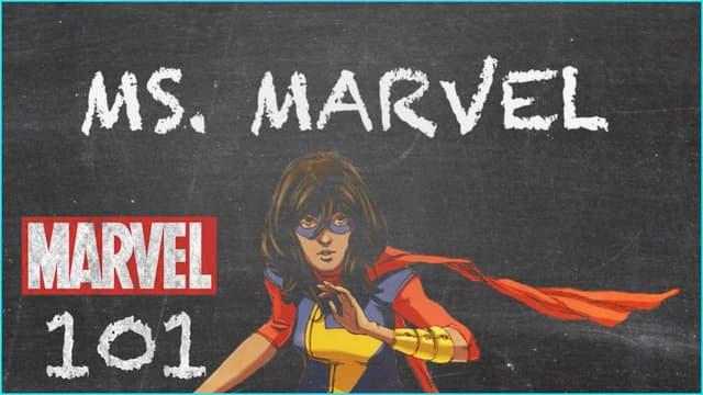 Ms. Marvel | Marvel 101