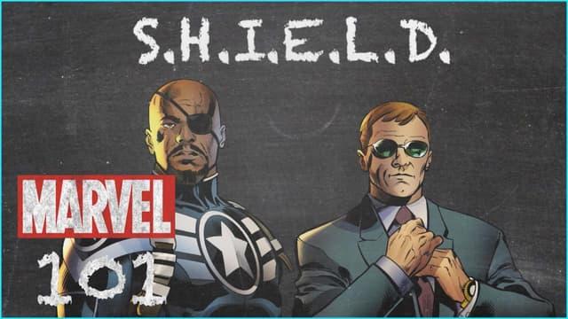 S.H.I.E.L.D. | Marvel 101
