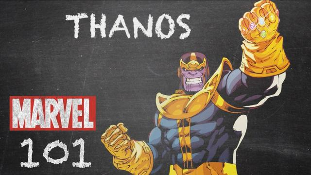 Thanos | Marvel 101