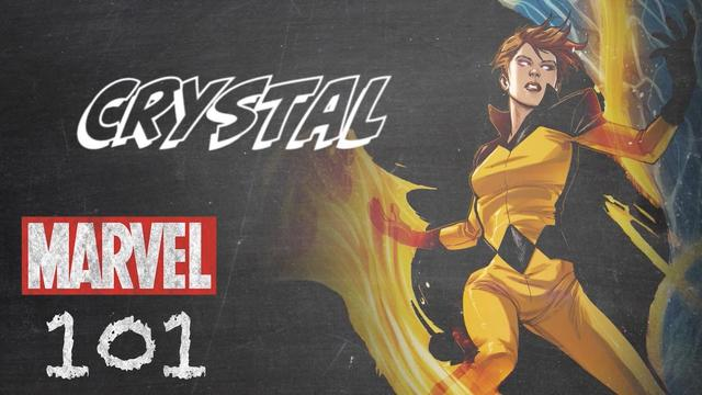 Crystal | Marvel 101