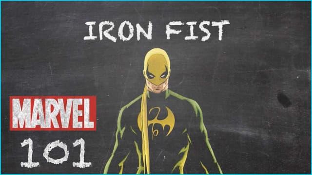 Iron Fist | Marvel 101