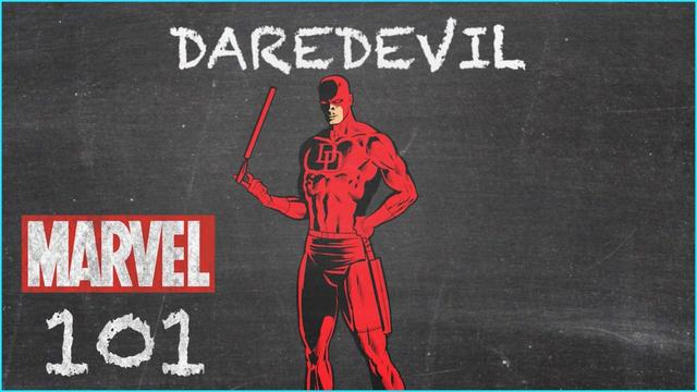 Daredevil | Marvel 101