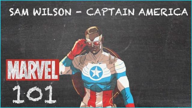 Captain America (Sam Wilson) | Marvel 101