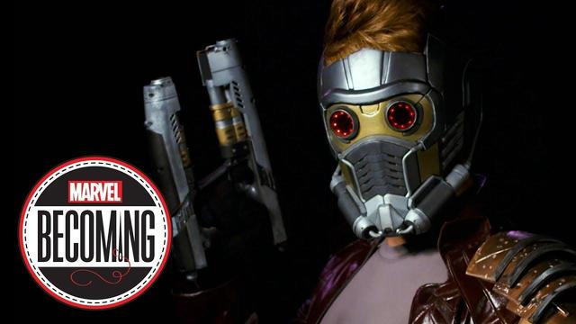 Star-Lord (Peter Quill) | Marveling Becoming | Cosplayer Johnny Junkers