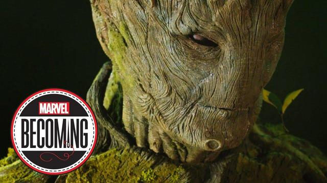 Groot | Marvel Becoming | Cosplayer HurleyFX