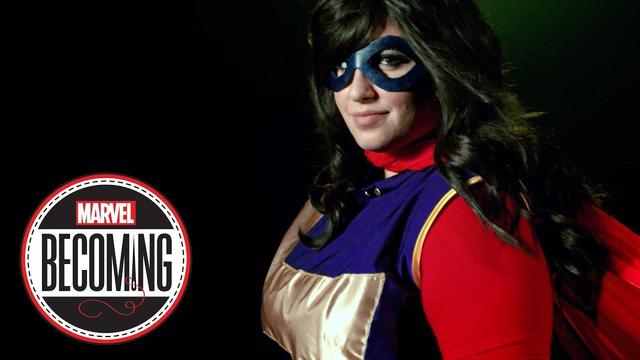 Ms. Marvel | Marvel Becoming | Cosplayer Jasmin Loves You