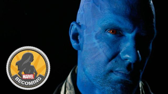 Yondu | Marvel Becoming | Cosplayer Sidney Cumbie