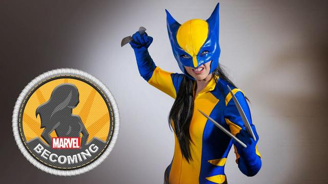 All-New Wolverine | Marvel Becoming | Cosplayer Amanda Lynne Shafer