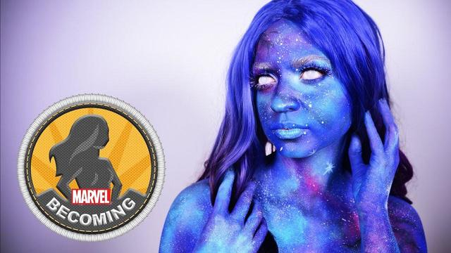Singularity | Marvel Becoming | Cosplayer Melly McShane