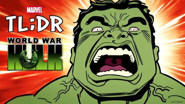 World War Hulk | Marvel TL;DR