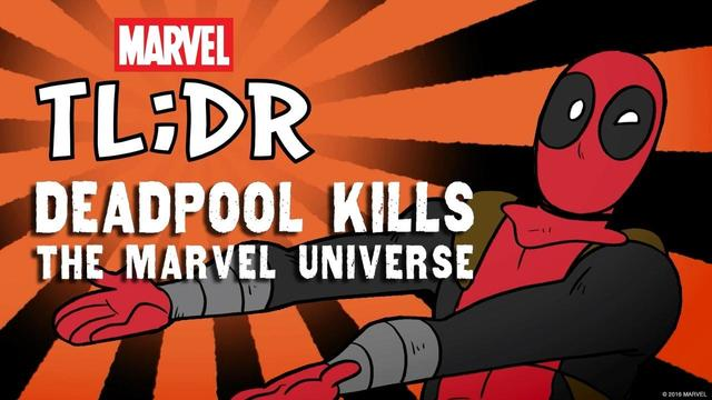 Deadpool Kills the Marvel Universe | Marvel TL;DR