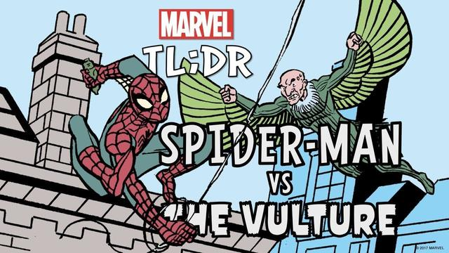 Spider-Man Versus The Vulture | Marvel TL;DR