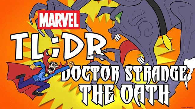 Doctor Strange: The Oath | Marvel TL;DR
