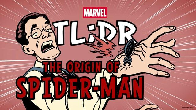 The Origin of Spider-Man | Marvel TL;DR