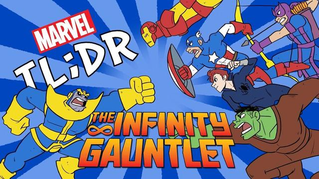 The Infinity Gauntlet | Marvel TL;DR