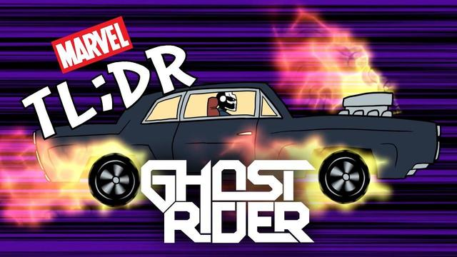 Ghost Rider: Engines of Vengeance | Marvel TL;DR