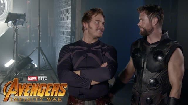 "Marvel Studios' Avengers: Infinity War   ""Family"" Featurette"