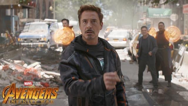 Marvel Studios' Avengers: Infinity War   Legacy TV Spot