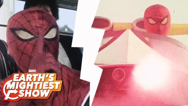 BONUS: 1970s Japanese Spider-Man: Action | Earth's Mightiest Show