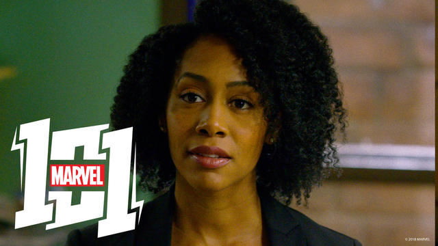 Misty Knight (Marvel's Luke Cage) | Marvel 101