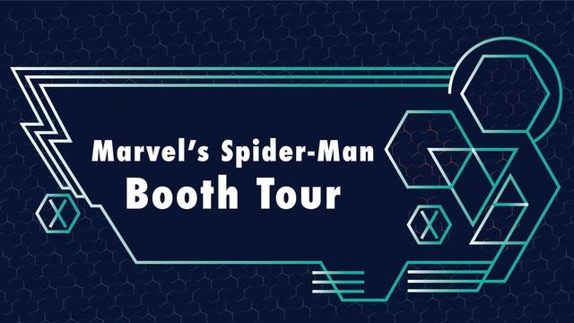Marvel's Spider-Man (PS4) Booth Tour | Marvel @ E3 2018