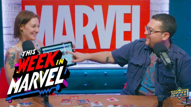Bonus Episode: Upper Deck Spotlight | This Week In Marvel