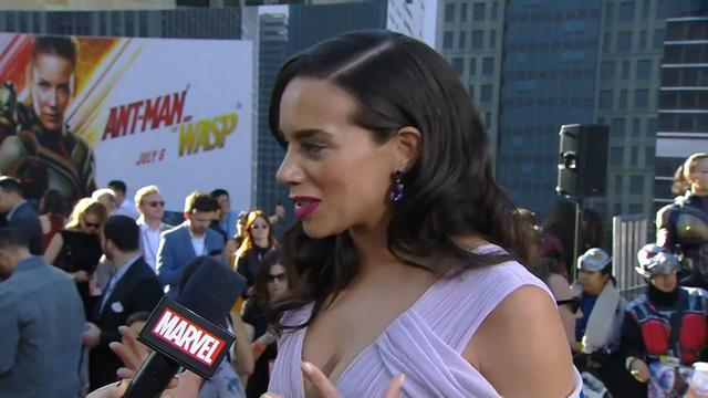 Marvel Studios' Ant-Man and The Wasp World Premiere
