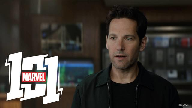 Marvel Studios' Ant-Man (Scott Lang) | Marvel 101