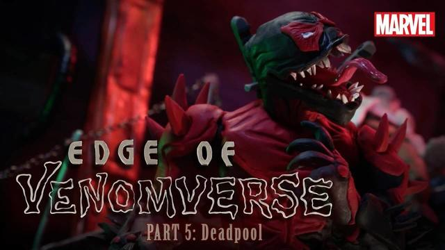 Part 5: Deadpool is VENOMIZED | Marvel's Edge of Venomverse