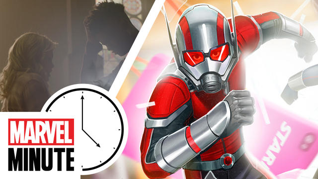 Marvel Studios' Ant-Man and The Wasp! Marvel Games and more! | Marvel Minute