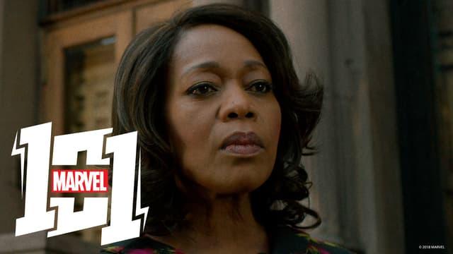 Mariah (Marvel's Luke Cage) | Marvel 101
