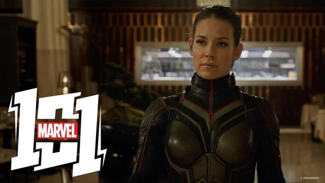 The Wasp  (Marvel Studios' Ant-Man and The Wasp) | Marvel 101