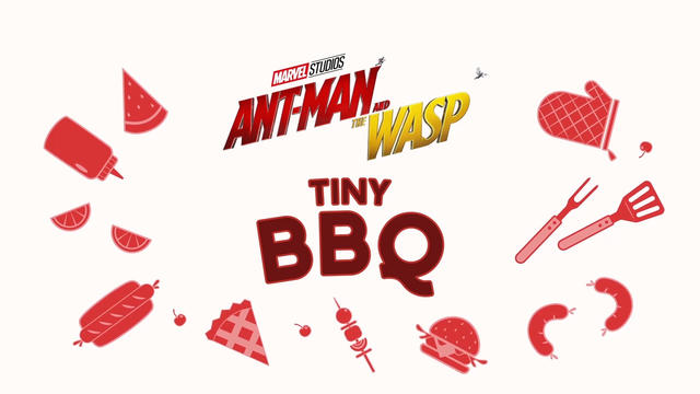Tiny BBQ | Marvel Studios' Ant-Man and The Wasp