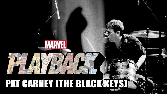Pat Carney (The Black Keys) Talks Marvel Comics | Marvel's Playback Ep. 1