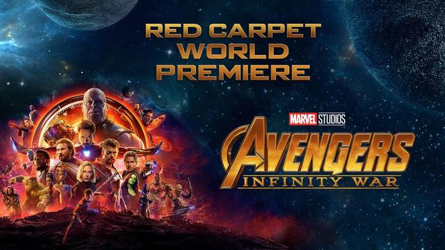 Marvel Studios' Avengers: Infinity War | Red Carpet World Premiere