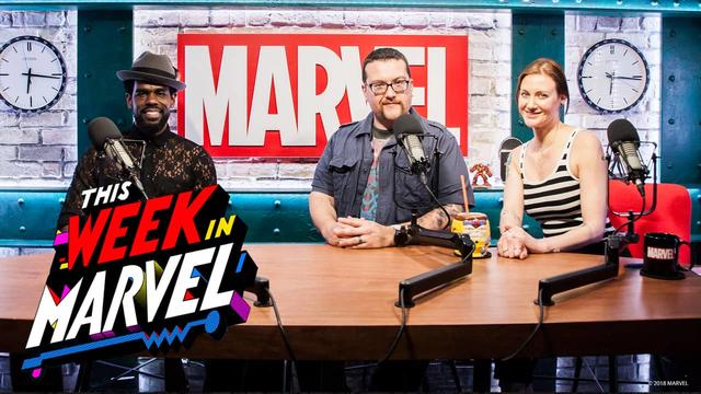 Mustafa Shakir | This Week in Marvel