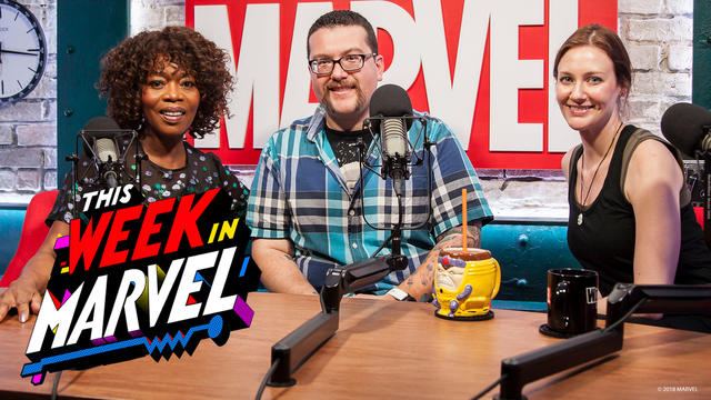 Alfre Woodard | This Week In Marvel