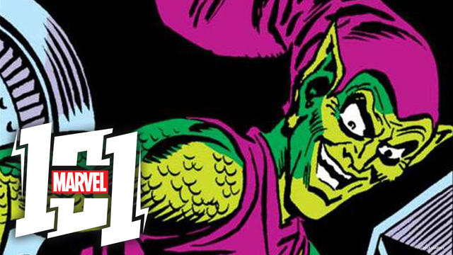 Green Goblin | Marvel 101