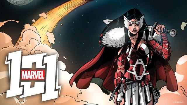 Sif | Marvel 101