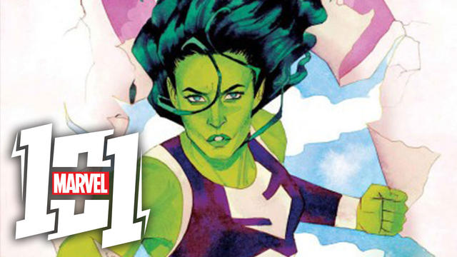 She-Hulk | Marvel 101