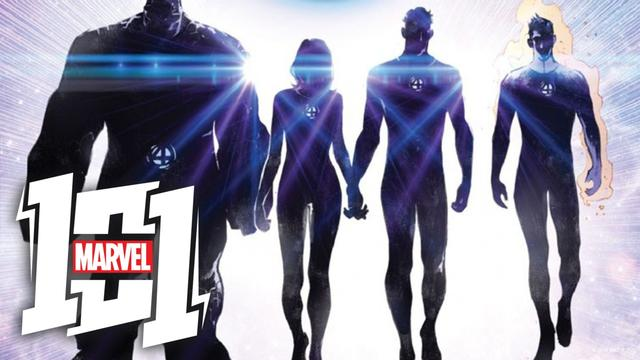Fantastic Four | Marvel 101
