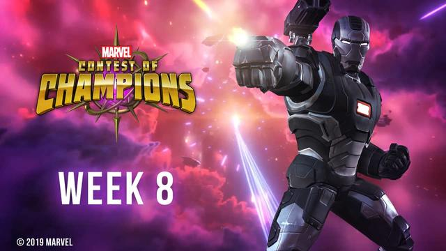Marvel Contest of Champions Week 8