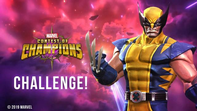 Marvel Contest of Champions Summoner Showdown
