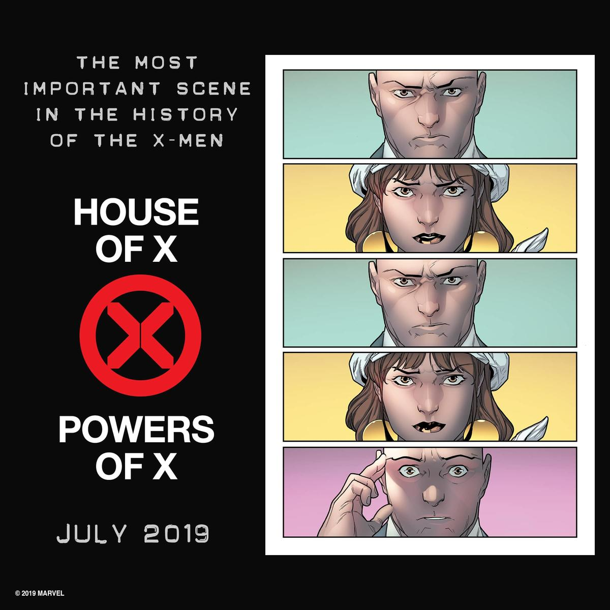 House of X. Powers of X.
