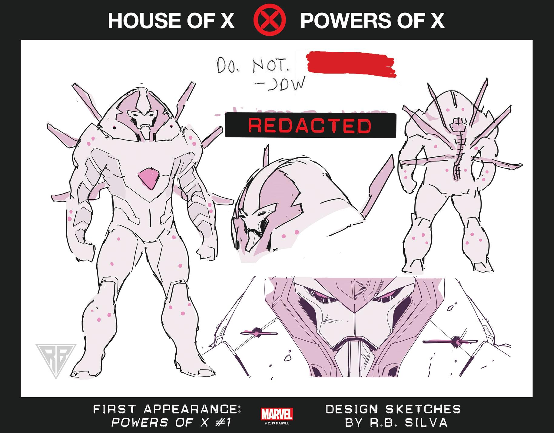 'House of X' and 'Powers of X'