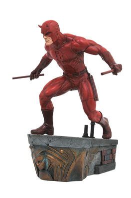 Marvel Comic Premier Collection Daredevil Resin Statue