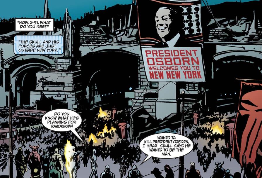 President Osborn
