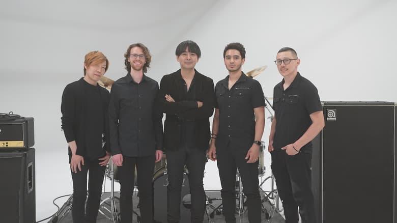 Executive Producer Shota Nakama (center) and Bandmates