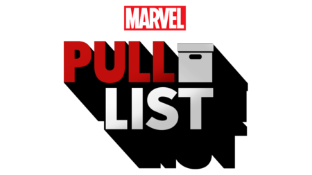 Marvel's The Pull List Digital Series Logo