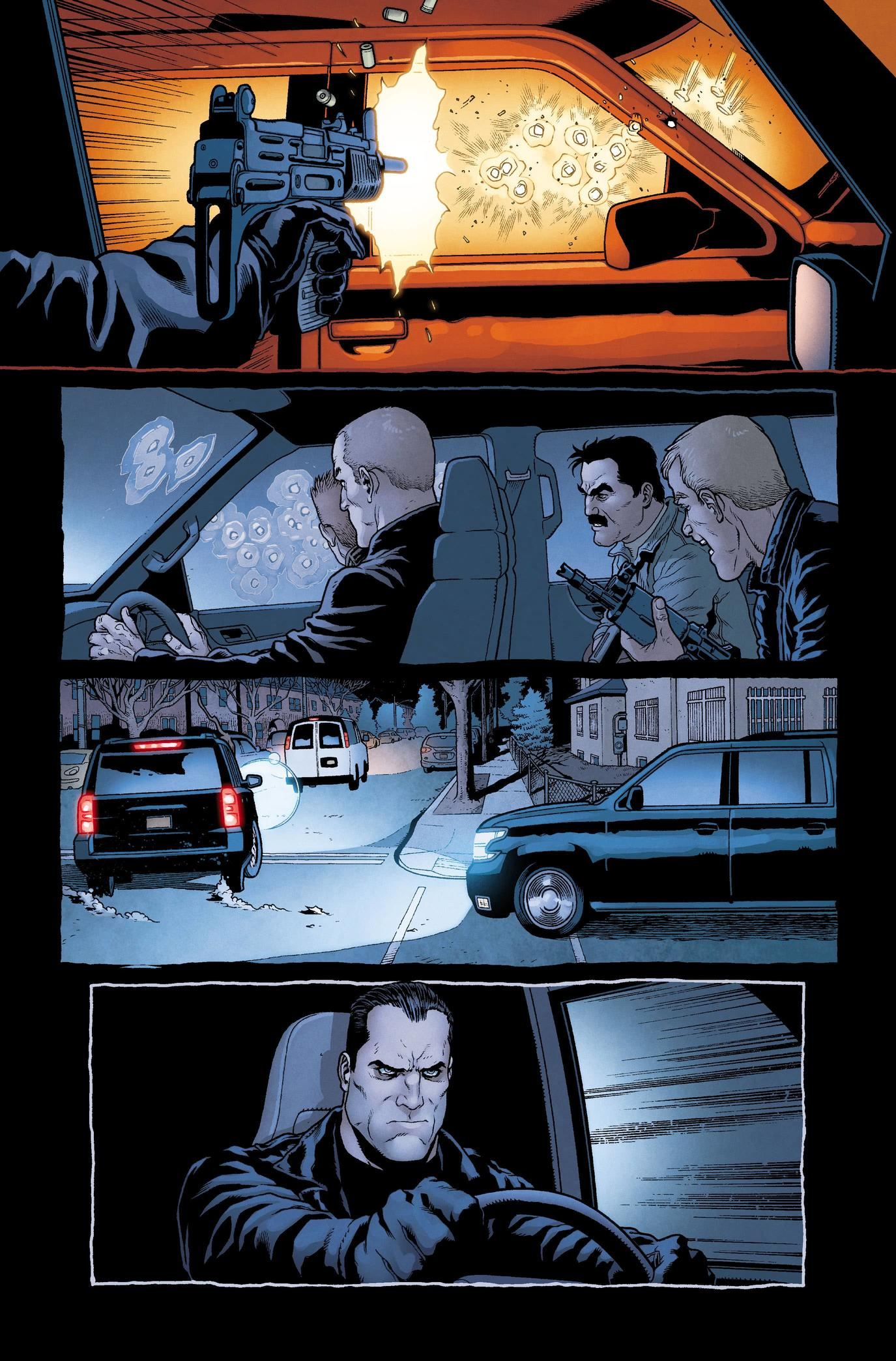 Page from Punisher Soviet